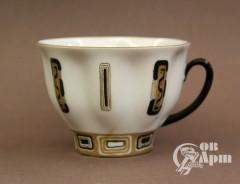 Чашка с орнаментом